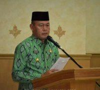 Bupati Sukandar Minta Masyarakat Waspada Virus Corona, Pelajar Diliburkan