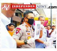 Satreskrim Polretabes Medan, Ungkap Kasus Pembunuhan Driver Taksi Online