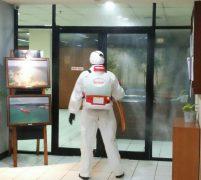 Bandara Hang Nadim dan RS BP Batam Berlakukan Social Distancing