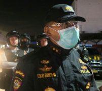 Operasi Aman Nusa II melakukan Patroli Himbauan Pencegahan Covid 19