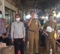 Disperindag Kota Batam Jamin Pasokan Pangan  dan Pasar Tetap Buka