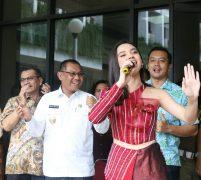 Akhyar Apresiasi Lyodora Harumkan Kota Medan