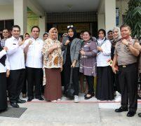 Nurul Akhyar Persiapkan Puskesmas Padang Bulan Sambut Kedatangan Ibu Negara