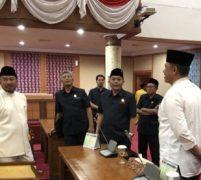 Ketua DPRD Batam Terima Kunker Pimpinan DPRD Kota Malang