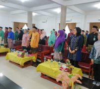 Kabupaten Lingga Urutan Pertama  Soal Serapan Anggaran se-Provkepri