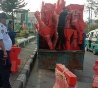 Besok, Sejumlah Ruas Jalan Kota Medan Akan Ditutup
