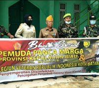 Baksos PPM Kepri Disambut Positif Para Veteran Kota Batam
