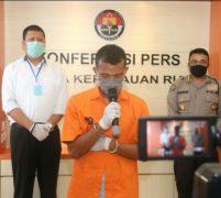 Pelaku Ujaran Kebenjian Kepada Presiden Jokowi Diamankan Polisi