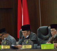 Seluruh Fraksi DPRD Tebo  Setujui 7 Ranperda dan LKPJ Bupati Tebo Tahun 2019