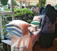 Gelar Pasar Murah Barang Kebutuhan Pokok