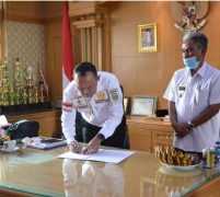 Bupati Sukandar Pimpin Musrenbang Perubahan RPJMD Kabupaten Tebo