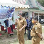 Bupati Haris: Sebagai Daerah Hijau Masyarakat Anambas Laksanakan Sholat Id Berjamaah