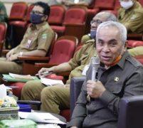 Gubernur Isran Noor Setuju Balikpapan Ajukan PSBB