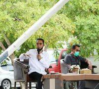 Walikota Batam Rudi Pimpin Rapat Percepatan Penanganan Covid 19