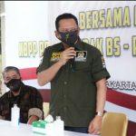 Ketua MPR Dorong Kementerian dan Lembaga Terkait Benahi Tata Kelola Distribusi Bahan Pangan