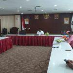 Komisi III DPRD Kepri Gelar RDP dengan PT ATB terkait Keberpihakan ATB Kepada Pelanggan Selama Covid 19