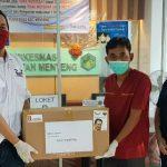 Ketua MPR RI Kembali Salurkan Bantuan APD, Thermogun dan Masker ke Puluhan RSUD