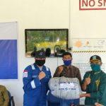 SKK Migas dan Medco E & P Natuna Salurkan Paket Sembako