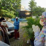 Lazuardi Al Falah Depok, Menyalurkan Bantuan Sembako bagi Guru Ngaji dan Imam dan Khotib Masjid