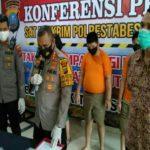 Kapolrestabes Medan Tangkap Pelaku Pembunuhan Erviana, 2 Pelaku Mantan Napi Bebas Karena Program Asimilasi