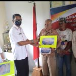 Warga Desa Tarempa Selatan Terima Bantuan Sosial Tunai Bersumber Dana Desa