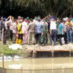 Kapolda Riau Dukung Gerakkan Ekonomi Kerakyatan dan Ketahanan Pangan Masyarakat Kabupaten Pelalawan