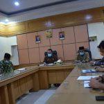 Bupati dan Wakil Bupati Tebo Ikuti Rakor Pencegahan Korupsi