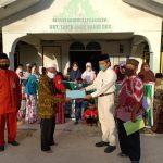 Hari ke-22 Ramadhan BP Batam Santuni Masjid dan Anak Yatim