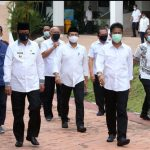 Plt Gubernur Isdianto dan Ketua DPRD Batam Nuryanto Puji Kinerja Walikota Rudi