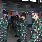 Kolonel Laut (P) Indarto Budiarto Pimpin Danlantamal IV Tanjungpinang