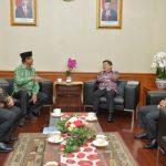Plt Gubernur Kepri Isdianto Lakukan Pertemuan Dengan Kepala Bapenas