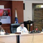 DPRD Kepri Bersama Sekda Provinsi Kepri Gelar Rapat Terkait Anggaran Penanganan Covid 19
