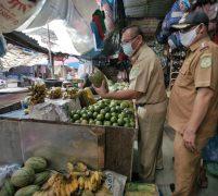Akhyar Terjun Langsung Lakukan Razia di Pasar Sei Sikambing