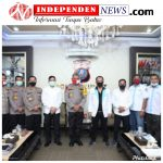 Silaturahmi Organisasi Pedagang Pasar Sumatera Utara Bersama Kapolda Sumut