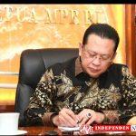 Ketua MPR RI : Pelaksanaan Tatanan Hidup Baru, Masyarakat Patuhi Protokol Kesehatan