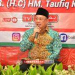 Ketua MPR RI : Almarhum Taufik Kiemas Layak Mendapat Penghargaan Bapak Empat Pilar MPR RI