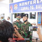 Tim F1QR Lanal Karimun Tangkap Penyelundup Narkotika Jenis Sabu