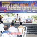 Walikota Rudi Beri Izin Potong Hewan Kurban, Wajib Ikuti Protokol Kesehatan