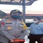 Bersama Kapolres Pelabuhan Belawan, Kapolda Sumut Lakukan Kunker ke Polsek Hamparan Perak