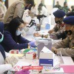 Dalam Rangka Hari Bhayangkara Ke 74 Tahun, Polda Kepri Laksanakan Kegiatan Donor Darah