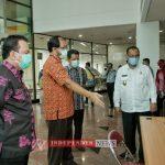 Plt Walikota Akhyar Apresiasi Perbankan Atas Penerapan Protokol Kesehatan