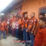 Ketua MPW Pemuda Pancasila Sumatera Utara Resmikan Program Bedah Rumah di Kabupaten Deli Serdang