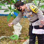Dalam Rangka Hari Bhayangkara Ke 74 Tahun, Polres Bintan Ziarah Ke TMP
