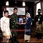Jalin Silaturahmi dan Kordinasi, Plt Walikota Tanjungpinang Kunker ke Lantamal IV Tanjungpinang