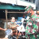 Dandim 0315/Bintan Harapkan Minta Warga Selalu Disiplin Terapkan Protokol Kesehatan