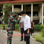 Kepala BP Batam HM Rudi Terima Kunjungan Kerja Pangkogabwilhan I