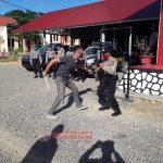 Petugas Kepolisian Anambas Tangkap Penyerang Mako Polres