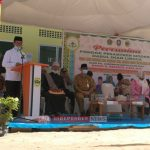 Plt Gubernur Kepri Resmikan Pondok Pesantren Modern Darul Iman Lingga