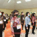 Polda Kepri Gelar Sidang Penentuan Kelulusan Kesehatan Tahap II Penerimaan Taruna Akpol dan Tamtama