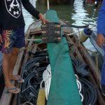 Komplotan Pencurian Kabel Diatas Kapal Berhasil Diamankan Dit Polairud Polda Kepri